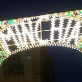 """""""Minchia"""", l'installazione luminaria nel centro di Palermo è un'opera d'arte"""