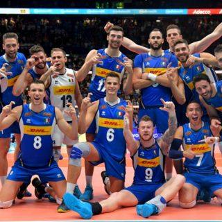 Italia avanti tutta: 3-0 alla Finlandia e ora c'è la Russia