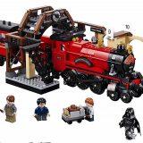 Harry Potter mania, in carrozza sull'Hogwarts Express grazie al kit della Lego