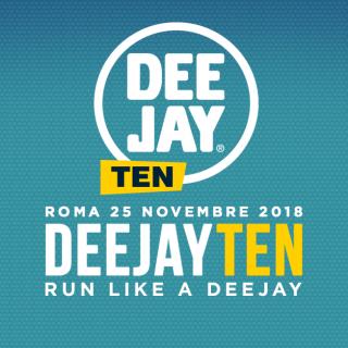 Deejay Ten 2018, vinci la maglia personalizzata