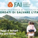 Fai, ricordati di salvare l'Italia: manda un sms al 45592