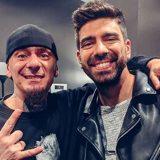 J-Ax in concerto al Fabrique di Milano: l'intervista nel backstage di Gianluca Gazzoli