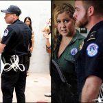Usa, arrestata Emily Ratajkowski durante la protesta contro Brett Kavanaugh