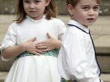 Principessa Charlotte, Principe George