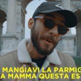 """La risposta al video Terroni: """"Però mangiavi la parmigiana di mia mamma questa estate"""""""