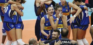Volley femminile, l'Italia vola in finale: Cina battuta al tie break