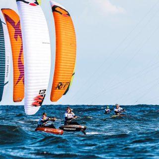 Action sport: il Kiteboard alle Olimpiadi di Parigi 2024