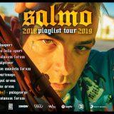 "Salmo annuncia ""Playlist Tour 2019"": nei palazzetti a Marzo"