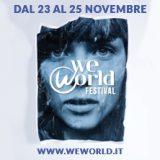 Dì no alla violenza contro le donne, vieni al WeWorld Festival dal 23 al 25 novembre