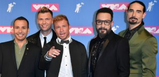 I Backstreet Boys in Italia nel 2019, unica data a Milano