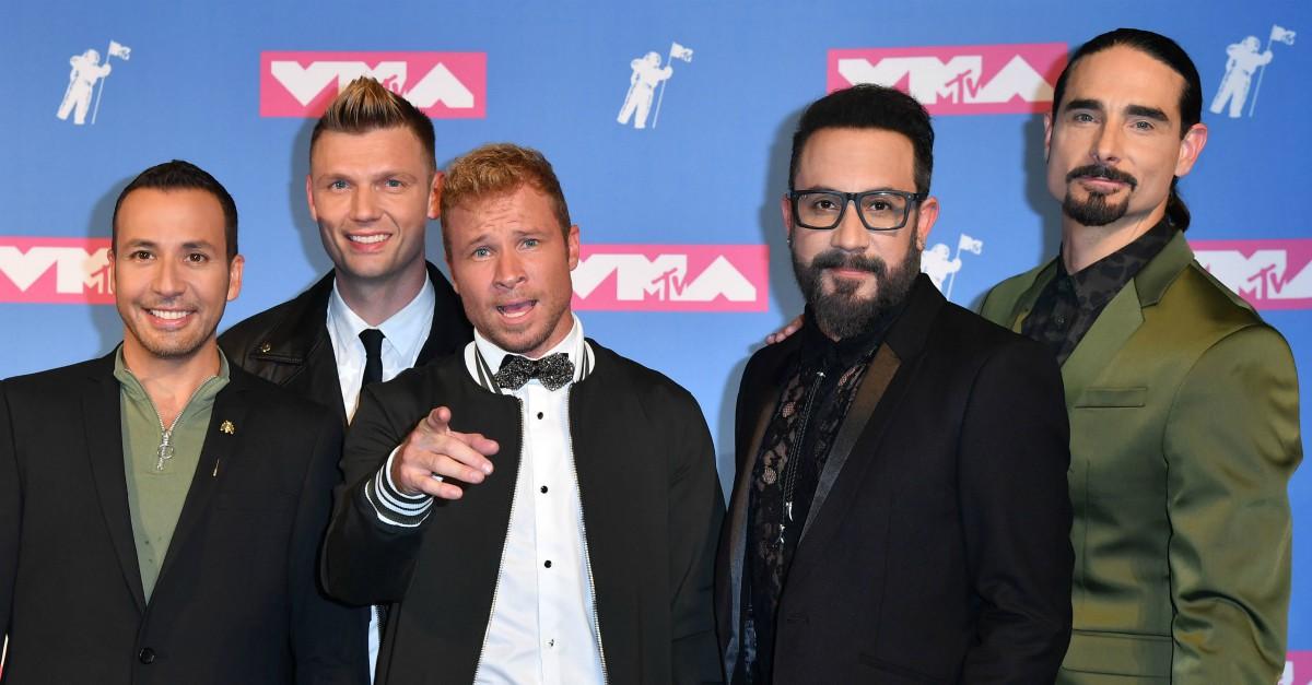 I Backstreet Boys in Italia nel 2019, unica data a Milano