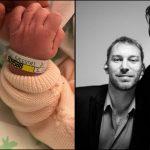 Ballo è diventato papà: benvenuta Camilla. La dedica di Cesare Cremonini