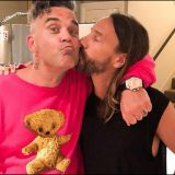 Robbie Williams e Bob Sinclar, presto una canzone insieme?