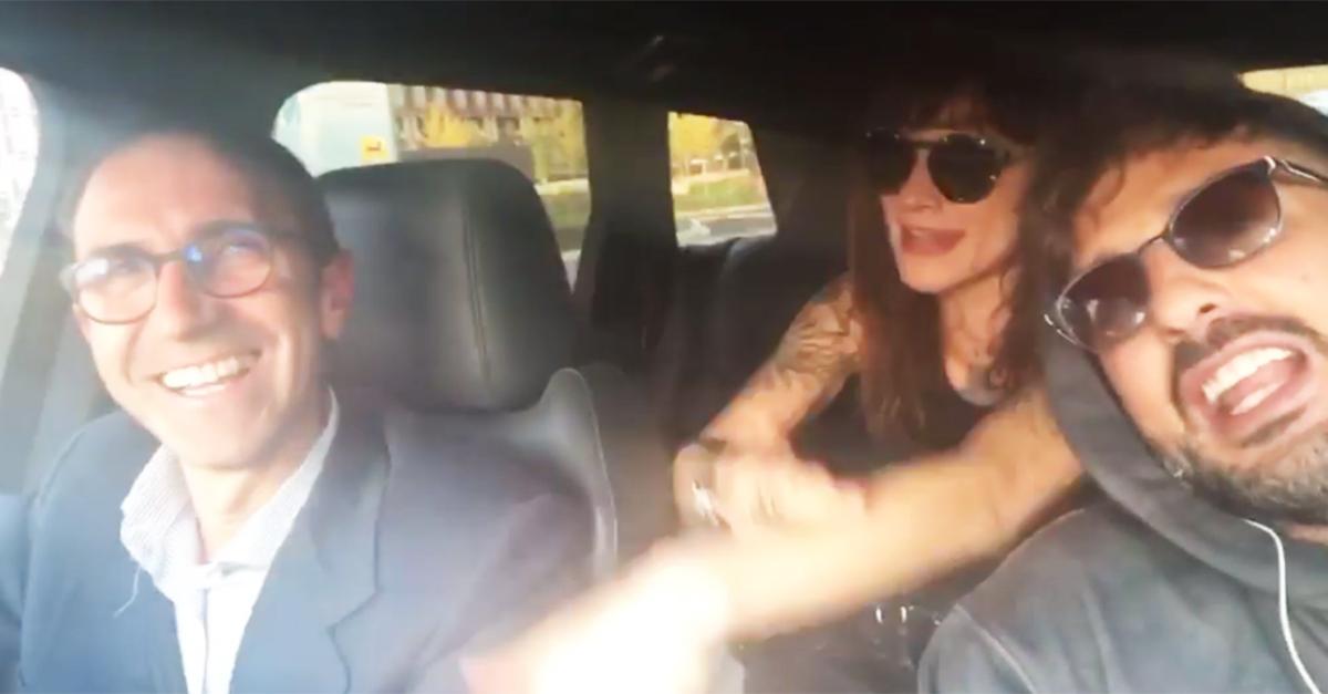 """Fabrizio Corona e Asia Argento di nuovo insieme """"Noi come Madonna e Sean Penn"""""""