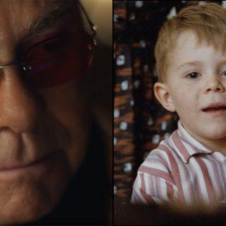 La magia del Natale nello spot con Elton John