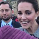 Leicester. Sorpresa, Kate Middleton parla italiano: la dolce e inaspettata risposta alla fan