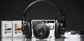 La fotocamera istantanea in stile DEEJAY