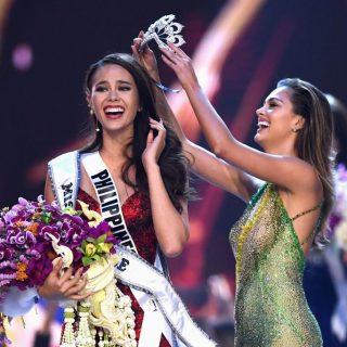 Catriona Gray è la nuova Miss Universo, le foto