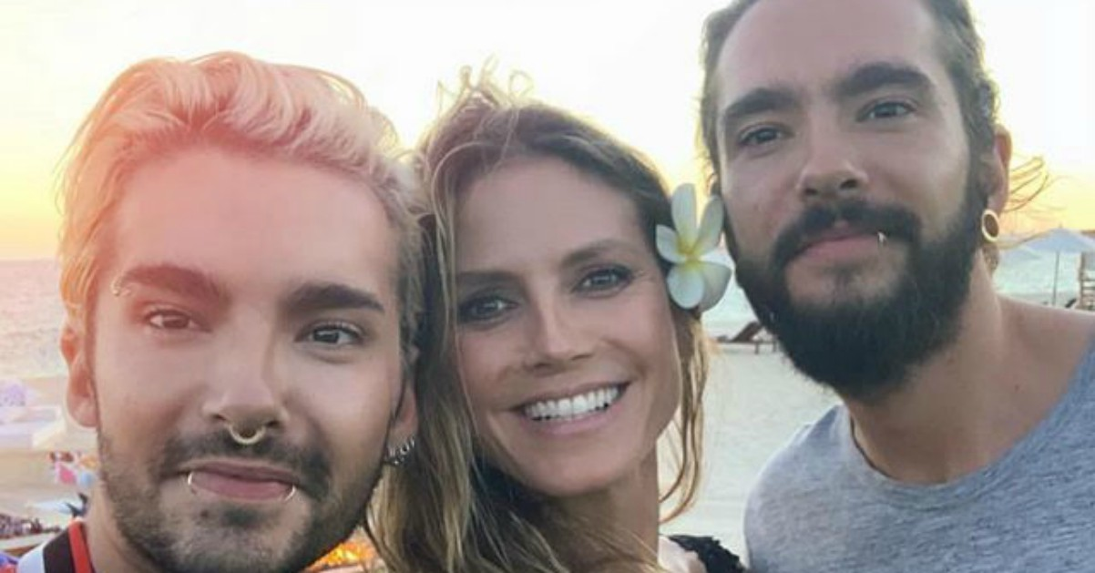 Heidi Klum ha detto sì: sposerà Tom Kaulitz dei Tokio Hotel