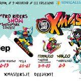 Riparte Deejay Xmasters Winter Tour con nuovi action sport e tanto divertimento sulla neve!