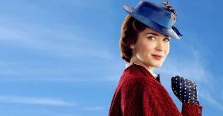Mary Poppins è tornata: con il viso di Emily Blunt e un messaggio di speranza