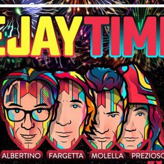 Capodanno ad Alghero con lo show del Deejay Time