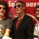 """Max Gazzè e Carl Brave come Cochi e Renato: """"Canzone intelligente"""" live con Fiorello"""