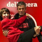 """Giorgia sperimenta da Fiorello: freestyle e auto-tune per """"Girasole"""""""
