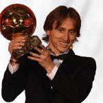 Pallone d'Oro a Luka Modric: finisce il dominio CR7-Messi