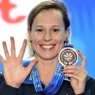 50esima medaglia: bronzo nella 4x100 ai Mondiali in Cina