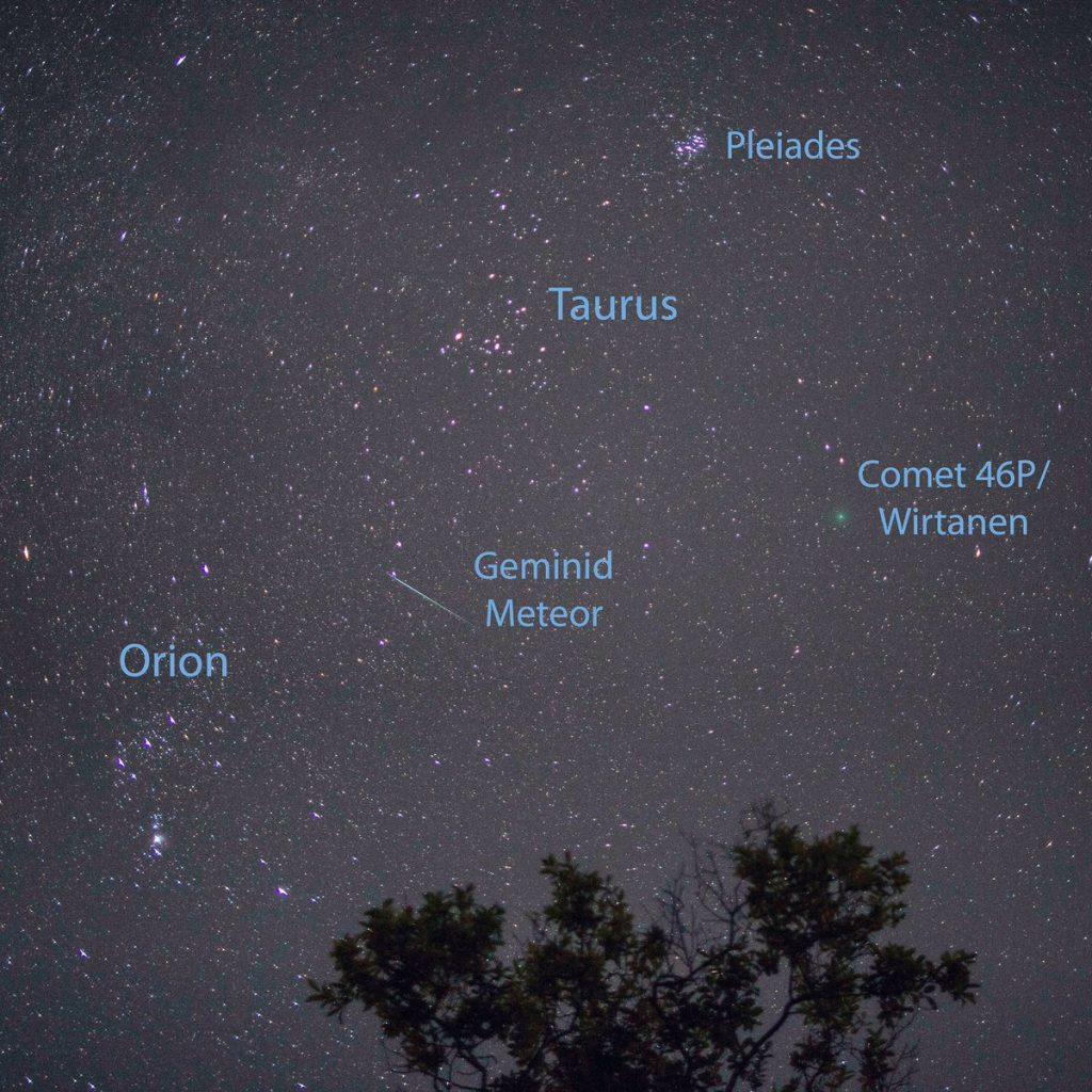 Stella Luminosa Di Natale.La Cometa Di Natale Passa Stasera Come Fare Per Vederla