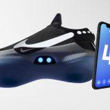 Nike lancia le scarpe connesse: si allacciano con un'app, si regolano e cambiano colore