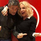 """Sanremo Young, Antonella Clerici svela da Fiorello il super ospite: """"John Travolta condurrà con me"""""""""""