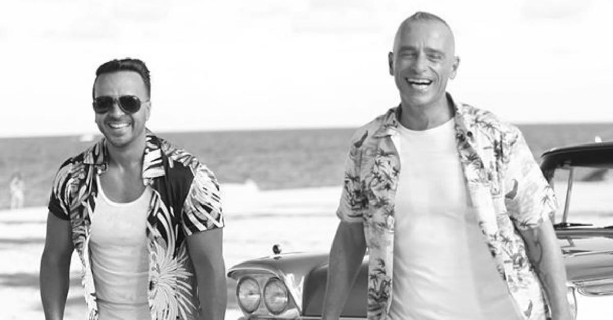 """Eros Ramazzotti, arriva la collaborazione con Luis Fonsi: """"Per le strade una canzone"""""""