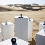 """Il brano """"Africa"""" dei Toto suonerà in eterno nel deserto della Namibia: l'installazione"""