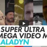 Jovanotti, il video megamix di DJ Aladyn