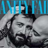 """""""Lele, amore che torni"""": Spedicato sulla copertina di Vanity Fair con Giuliano Sangiorgi"""