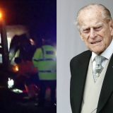 Al volante a 97 anni: incidente in auto per il Principe Filippo, illeso