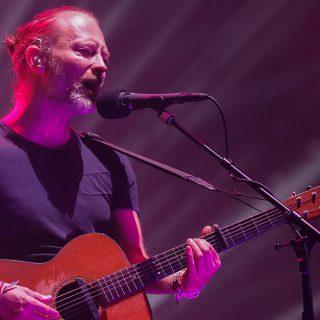 Thom Yorke a Luglio sarà in Italia per cinque concerti
