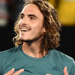 Roger Federer sconfitto dal 20enne Stefanos Tsitsipas