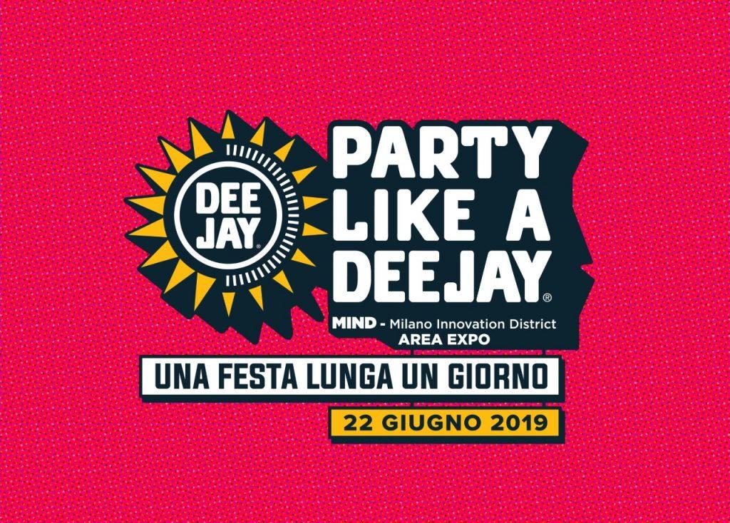Festa di Radio DEEJAY 2019: il 22 giugno a Milano | Radio Deejay