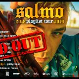 "Salmo con ""Playlist Tour 2019"" è tutto sold out. Annunciate le nuove date estive."