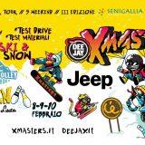Deejay Xmasters: a Moena debutta la Mizuno Snow Volley Marathon e torna Francisco Porcella