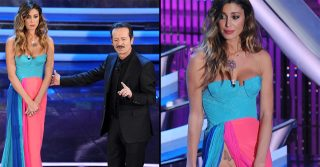 """Sanremo, lo sfogo di Rocco Papaleo: """"Nel 2012 Belen mi parlò solo sul palco"""""""