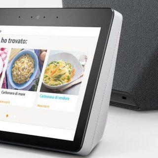 Echo Show legge le ricette mentre cucini: come funziona