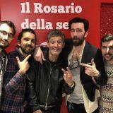 """Ex-Otago live da Fiorello con il brano di Sanremo: """"Solo una canzone"""""""