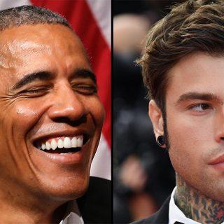 Obama nega un selfie a Fedez: il racconto del rapper