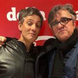Gaetano Curreri canta e racconta i retroscena delle canzoni di Vasco a Fiorello