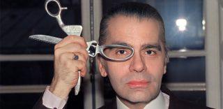 """""""Il vero lusso? L'intelligenza'': dieci frasi iconiche di Karl Lagerfeld"""