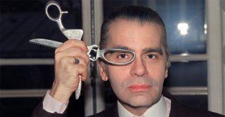 """""""Il vero lusso? L'intelligenza"""": dieci frasi iconiche di Karl Lagerfeld"""